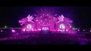 Ran-D & E-life – Live at Intents Festival 2014 – (mainstage set HD)