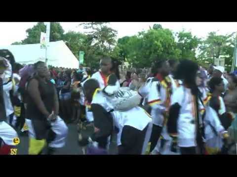 New Land tv vous PRESENTE le Carnaval de la Guadeloupe 2013