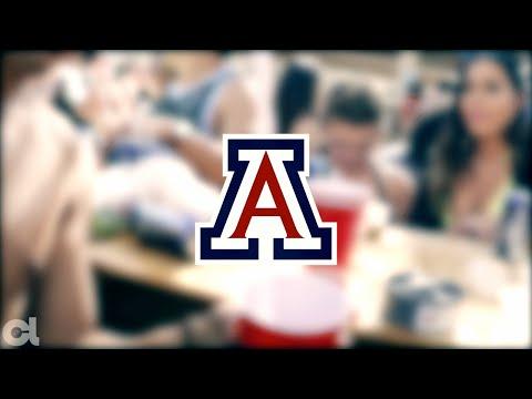 The University of Arizona 2016