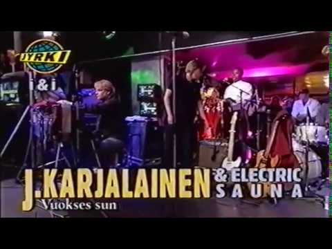J. Karjalainen JYRKissä 1998 osa 2/5