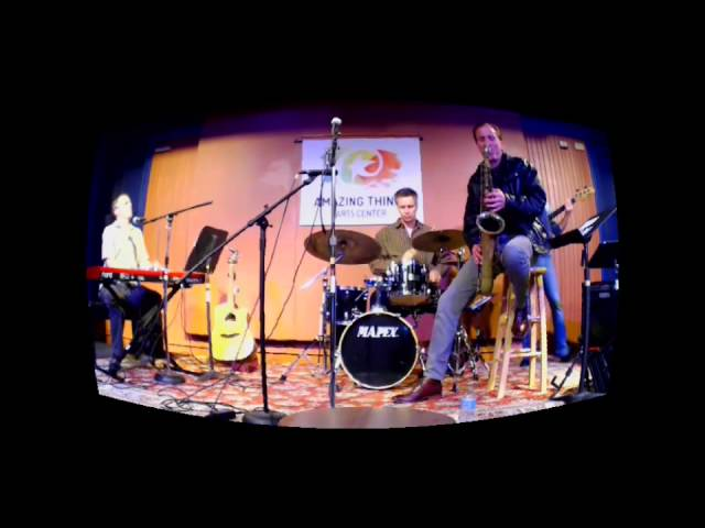 The RH Band - Rising Numbers (jam) - 11/3/14 - ATAC