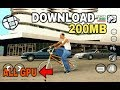 [200MB] How To Download GTA San Andreas Lite For Android    All GPU