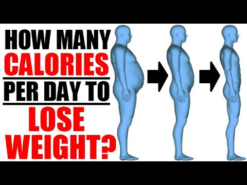 HOW MANY CALORIES PER DAY TO LOSE WEIGHT + BURN FAT FAST! | HOW TO FIND YOUR MACROS EASILY!