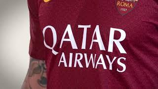 Roma Unveil New Nike 2018-19 Home Kit
