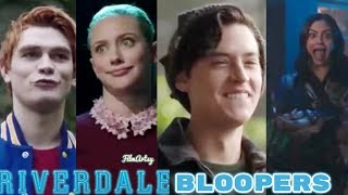 Riverdale Season 2 Hilarious Bloopers and Gag Reel - 2018