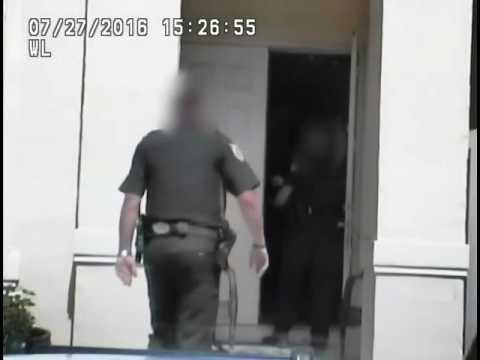 VIDEO: PBSO: Tre Mason chase