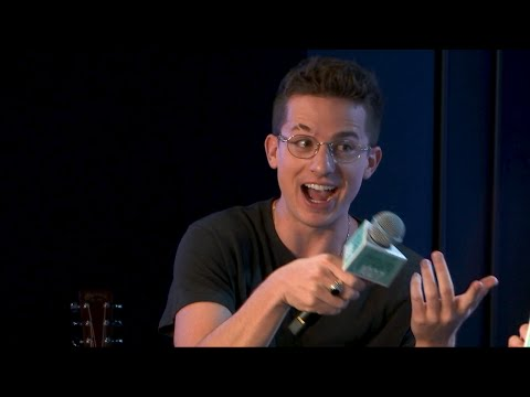 Charlie Puth Reveals How He Learned To Beatbox at 8-Years-Old