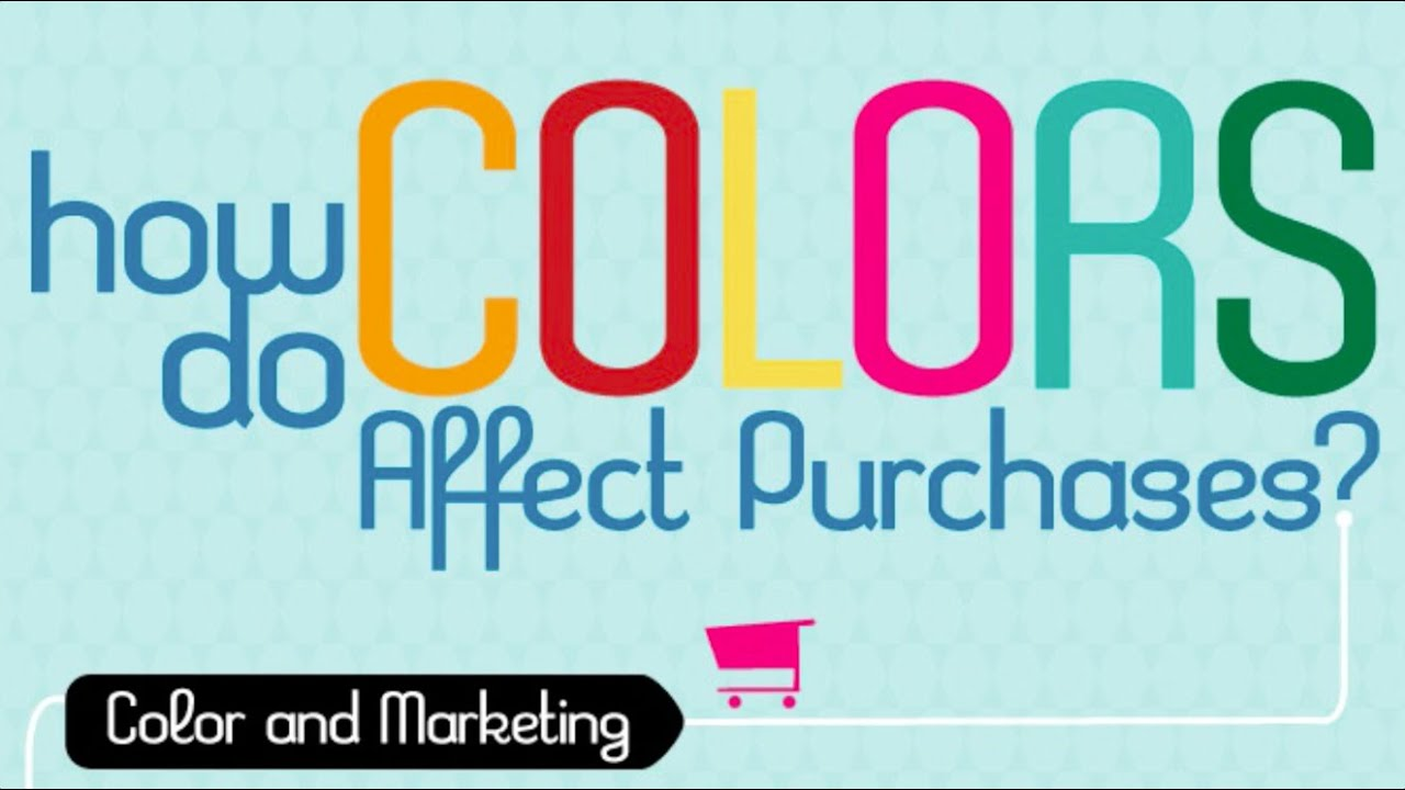 1 impact of color on marketing Choice of color affects all promotional efforts of a company  the proven impact of color on consumer behavior tweet 150  content marketing in e-commerce: 7 .