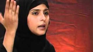 Al Ajal Ya Imam Al Ajal - AMBER ZEHRA 2011