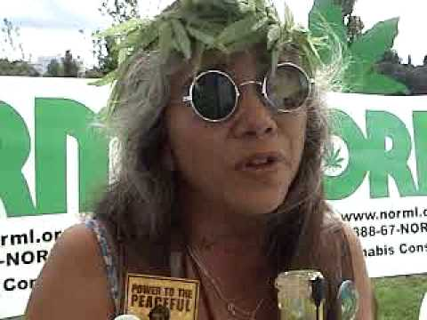 Interview - Mary Oly Hempfest
