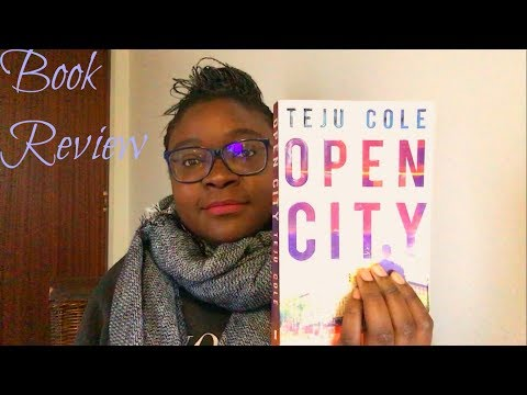 Book Review | Teju Cole | Open City