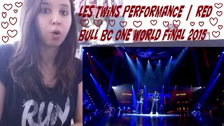 Les Twins Performance | Red Bull BC One World Final 2015 _ REACTION
