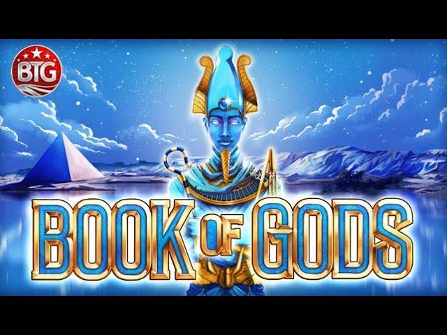 Book Of Gods BIG WIN!! 55 Spins!