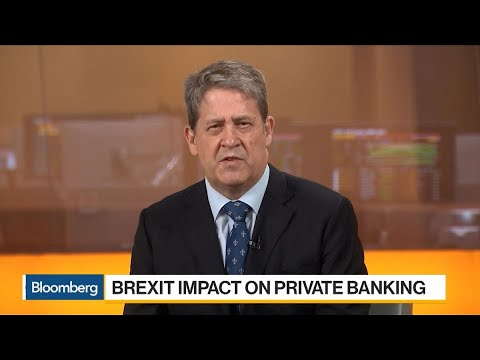 Coutts CEO Says Brexit Has Minimal Impact On Business