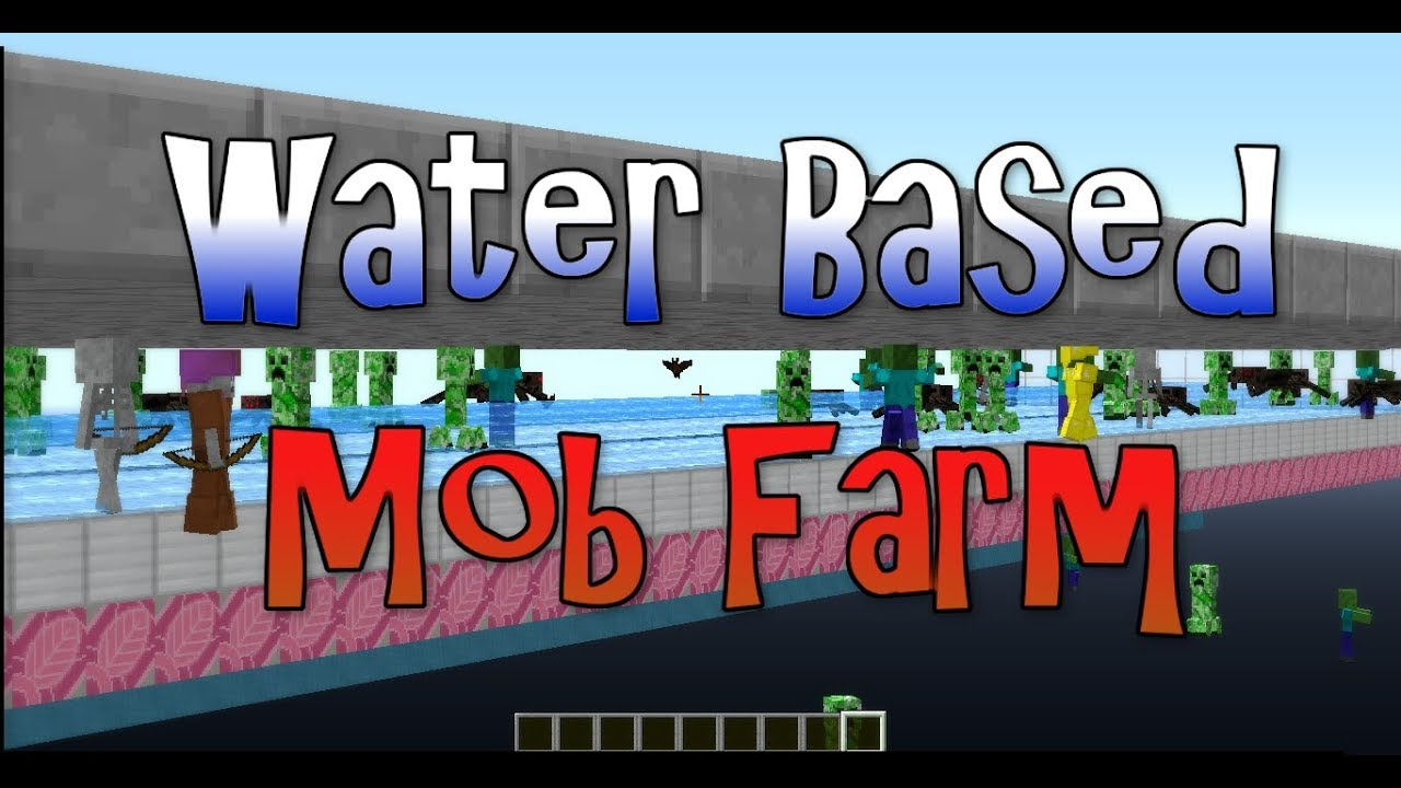 minecraft mob farm map download