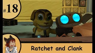 Ratchet and Clank part 18 Slingshot trial