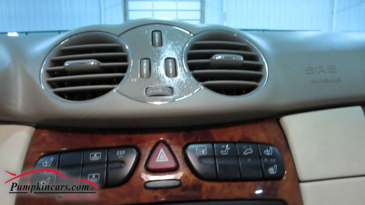2004 mercedes benz clk320 coupe