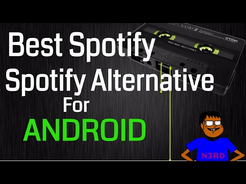 Spotify Alternative For Android