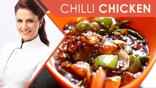 Chilli Chicken, Chinese Chilli Chicken, Master Chef Recipe