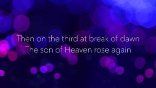 O Praise The Name (Anastasis) Piano Version - (Karaoke with lyrics)