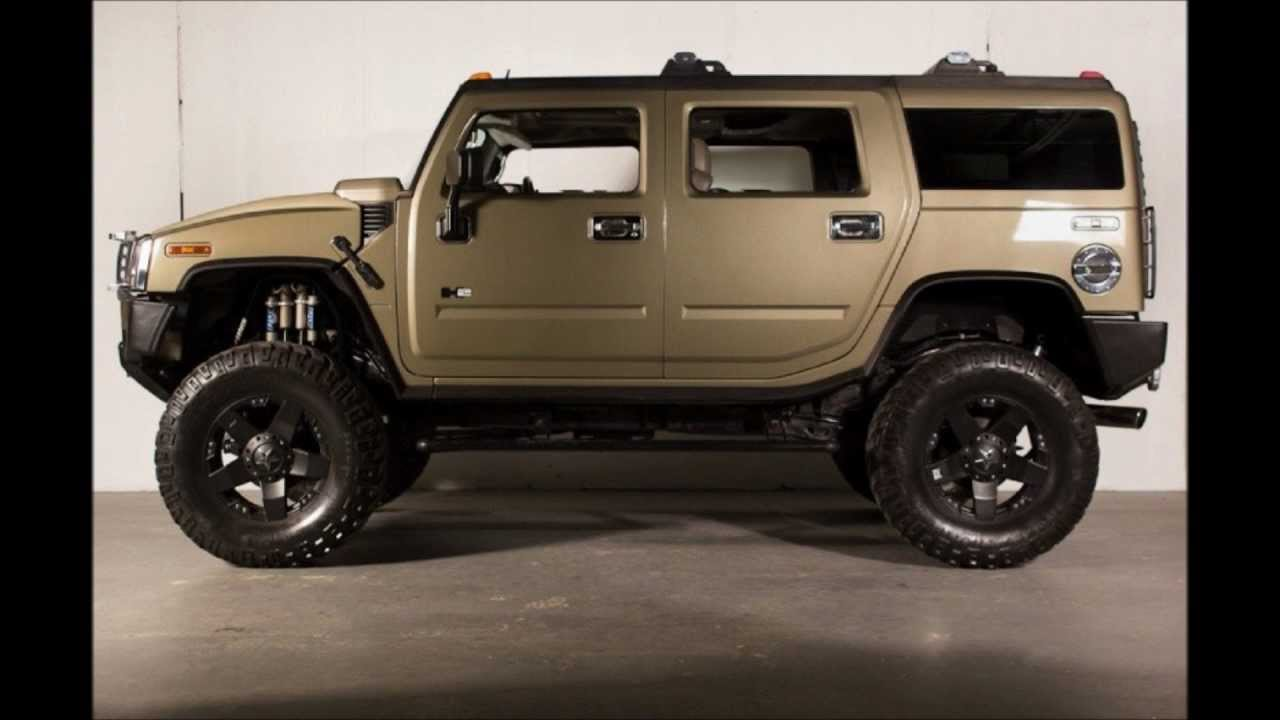 2005 Hummer H2 Sema Show Custom For Sale Youtube