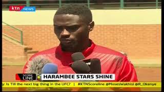 Harambee Stars shine against Ghana