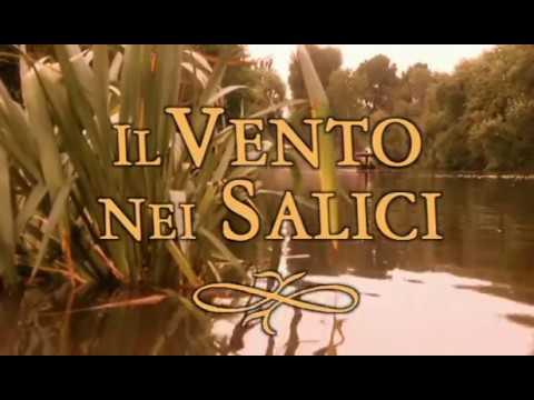 Il Vento Nei Salici - dal Romanzo di Kenneth Grahame (film completo)