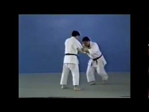 Judo - Osoto-gari