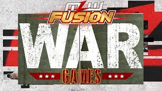 MLW Fusion Episode 22: War Games 2018