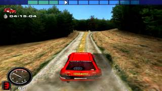 Mobil 1 Rally Championship - Citroen Saxo - Retro Gaming