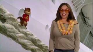 Alvin And The Chipmunks: Chipwrecked (Official cinema promotional Trailer 2 released 12/6/11 )