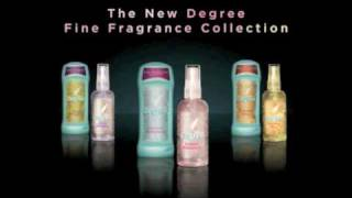 Degree for Women Fine Fragrance Collection - Beautyfix Summer 2009 Thumbnail