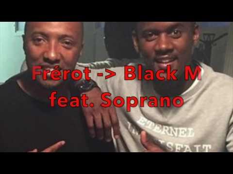 black m feat soprano frerot mp3