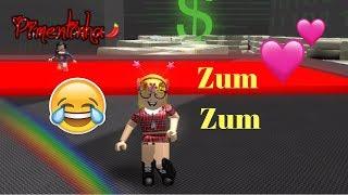 I have serious trouble in parkour! -Roblox (Zum Zum)