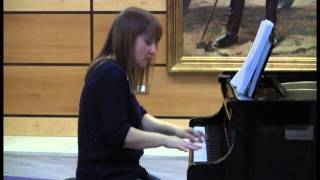 R. Addinsell - Warsaw Concerto for piano solo (2014 version)