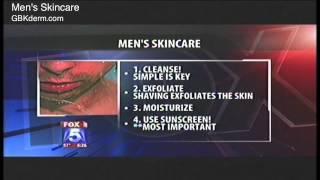 Skincare for Men | Dermatology | Dr. Mitchel Goldman