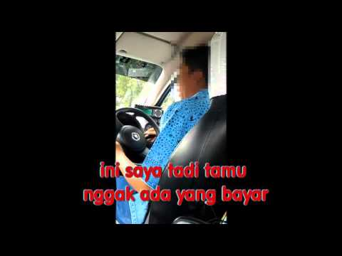 DALANG DIBALIK DEMO TAXI Informasi dari Supir Taxi
