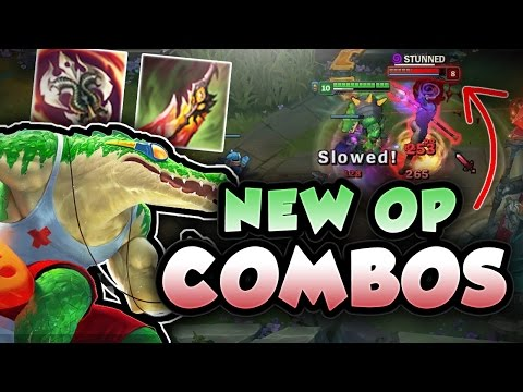 WTF HAVE YOU DONE RIOT?? NEW OP RENEKTON COMBOS! RENEKTON SEASON 7 TOP - League of Legends Gameplay