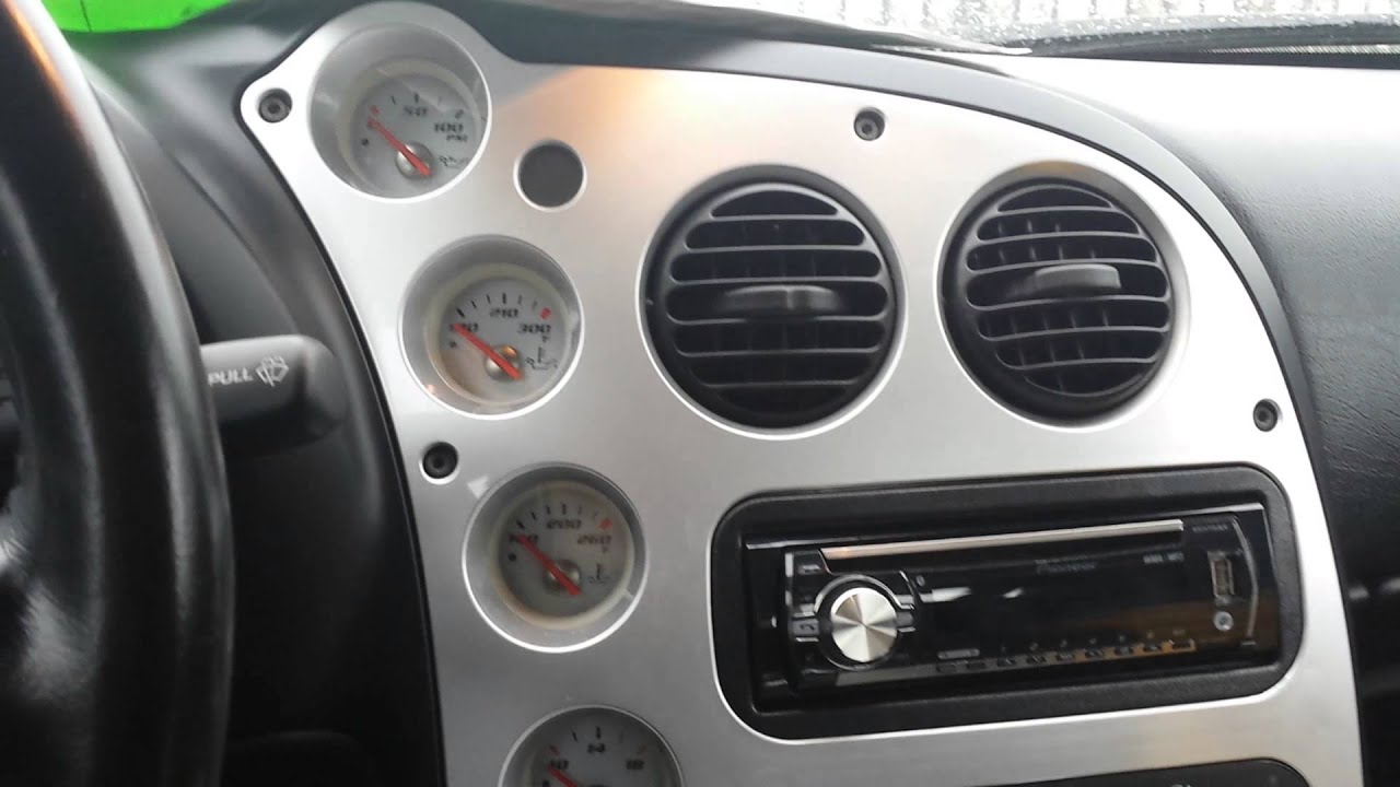 05 Dodge Viper Interior V10 Monster