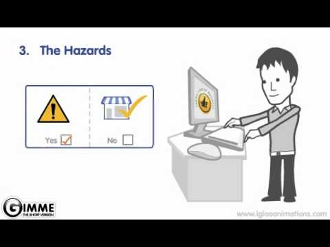 Gimme The Short Version_Health & Safety Authority Ireland, Igloo Animations