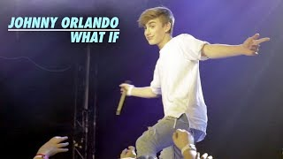 Johnny Orlando - What If (LIVE in Toronto)