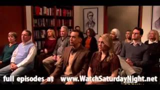 Saturday Night Live 732 (Se 38 Ep 08) Jeremy Renner - Booknotes, Paula Broadwell