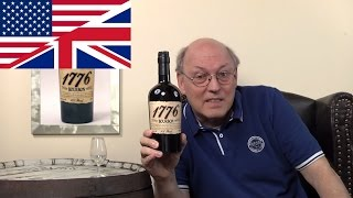 Whiskey Review/Tasting: Bourbon 1776
