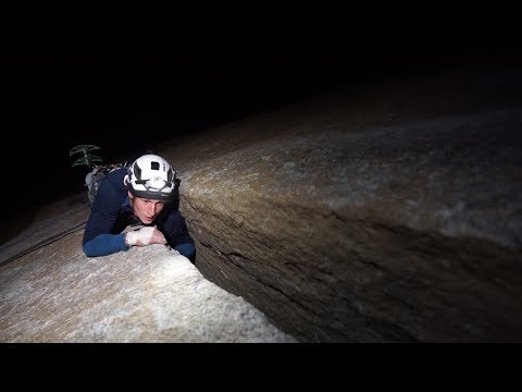 Without a partner: Pete Whittaker rope solos El Capitan in under 24 hours