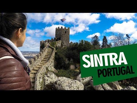 Visita a Sintra   Portugal