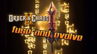 Order and Chaos 2: Redemption - Fusing and Evolving - 5th stage of heritage