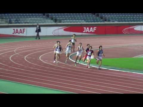 2016日本選手権リレー男子4×400mR予選3組日本体育大(鷹合 川瀬 山下 岸本)3:08.56 Nippon Sport Science University1st
