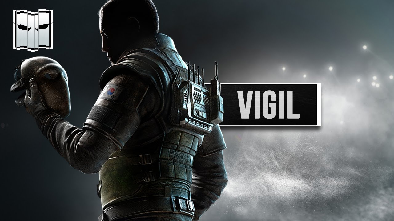 Rainbow six siege vigil operator guide deutsch white noise youtube - Rainbow six siege vigil wallpaper ...