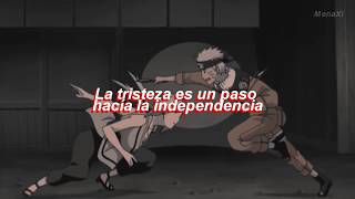 Tsuki no Ookisa (Size Of The Moon) - Subtitulado Al Español.   Naruto Shippuden. OP.14
