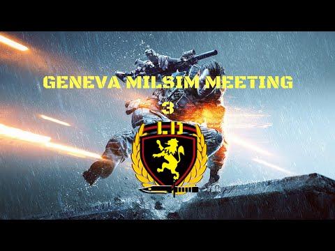Geneva Milsim Meeting #3